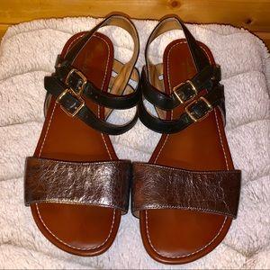Clark's Artisan Sandals Great Condition 8.5